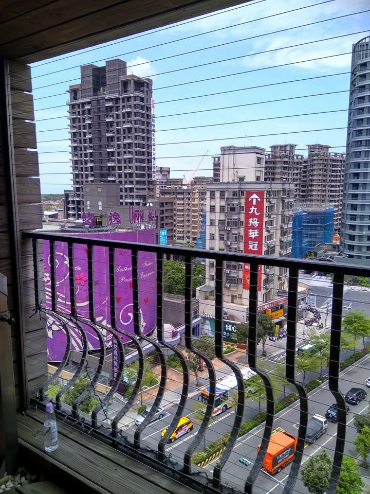 基隆隱形鐵窗-兒童安全防墜網