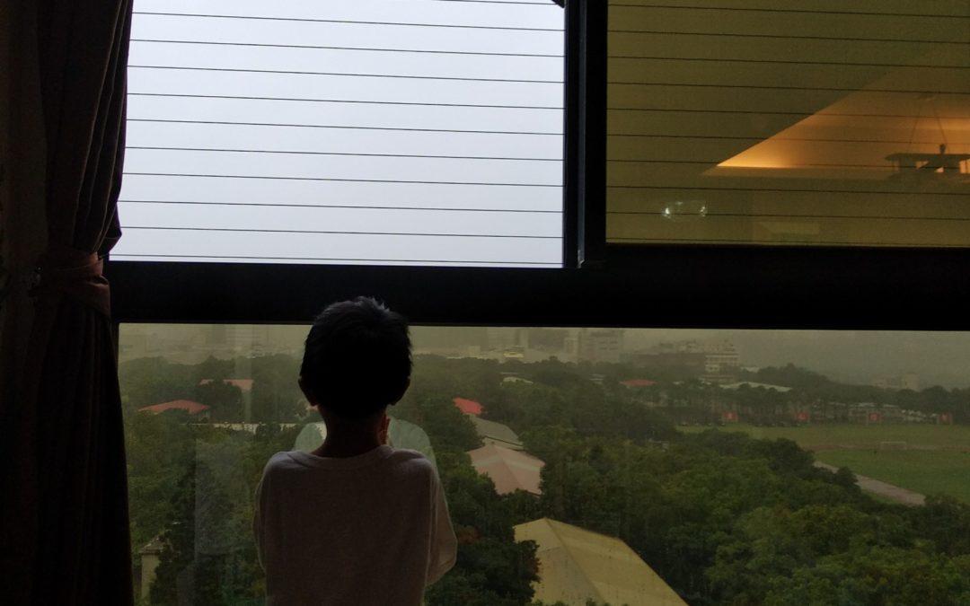施作實例-平鎮隱形鐵窗